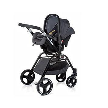 Nurse Cube Convert - Sistema modular de silla de paseo y capazo, color asfalto jaspeado: Amazon.es: Bebé