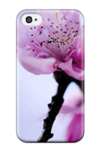 New Cute Funny Flower Earth Nature Flower Case Cover/ Iphone 4/4s Case Cover