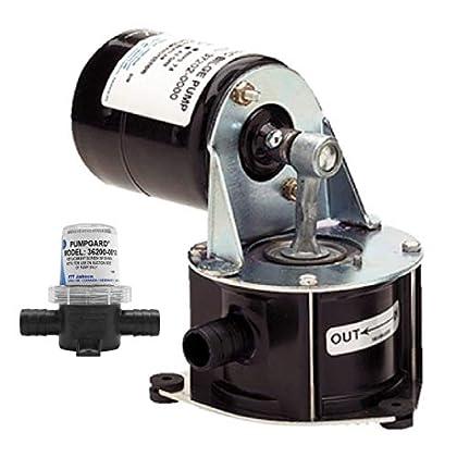 Image of Bilge Pumps Jabsco 37202-0000 12V Light Duty Bilge Pump