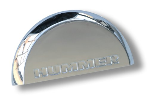 Dome Enterprises Dome (Chrome License Plate Dome Light Cover - 2005-2010 Hummer H2)