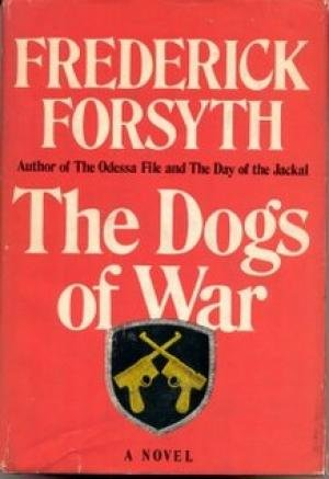 Dogs War Frederick Forsyth product image