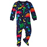 The Children's Place Baby Boys Long Sleeve Stretchie, Heather/T Lunar, 4T