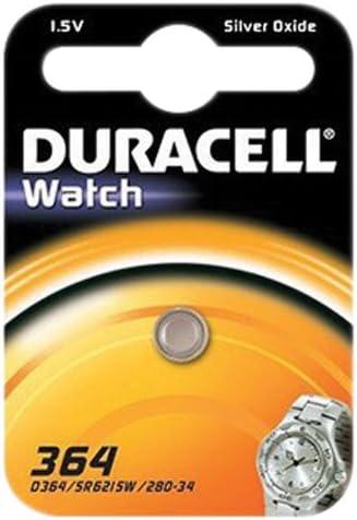 Duracell Uhrenbatterie Sr621sw 1 Pack Elektronik