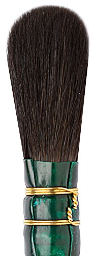 da Vinci Series 410 Round Oval Quill Pure Blue Squirrel Hair Gilder Duster