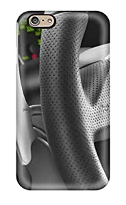 DanRobertse Design High Quality Ferrari Scaglietti Wallpaper Cover Case With Excellent Style For Iphone 6(3D PC Soft Case)