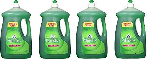 Palmolive Liquid Dish Soap, Original - 90 fluid ounce (4-Pack) by Palmolive