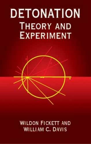 Detonation: Theory and Experiment (Dover Books on Physics)