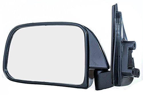 Left Driver Side Mirror for Toyota Pickup (1989 1990 1991 1992 1993 1994 1995) Paint to Match - TO1320112 - Dependable Direct