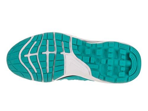 Nike Vrouwen Air Max Dynastie Loopschoen Gamma Blauw / Wit // Zwart