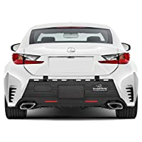 PLATINUM EDITION Bumper Bully with Impact Pads - The Thickest, Strongest, Largest Bumper Protector. Bumper Guard, Bumper Protection, STEEL REINFORCED STRAPS PREVENT THEFT !