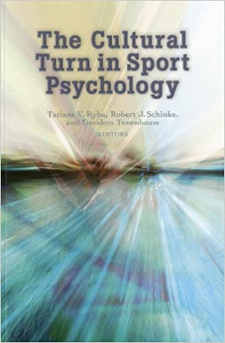 Book The Cultural Turn in Sport Psychology (2009-12-01)