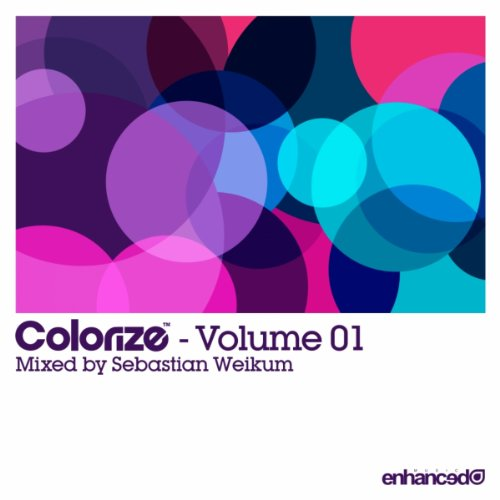 Colorize - Vol. 01 Mixed by Sebastian Weikum