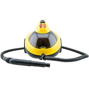 Winkel NVP15 Hochdruck Dampfreiniger, 1500 W mit Zubehör-Set, gelb