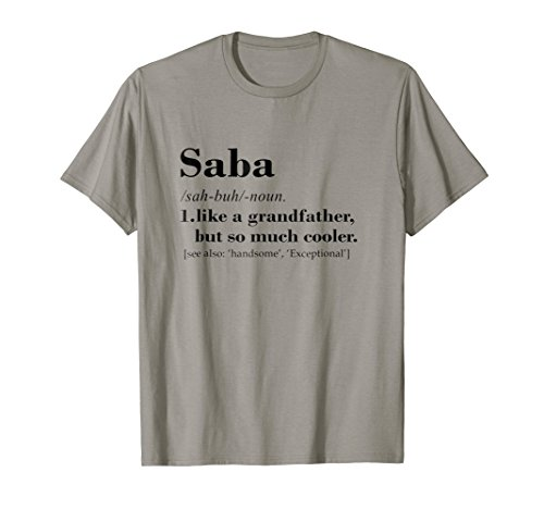 Saba Apparel - Mens Saba like a grandfather but so much cooler