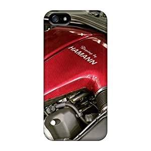 New Style Tpu 5/5s Protective Cases Covers/ Iphone Cases - Bmw Hamann M5 Race Engine