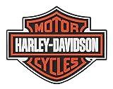 Harley-Davidson B&S Rubber Coaster Set