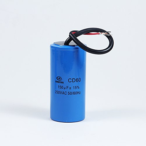 Capacitor CD60 Motor Start 150MFD 150UF 250VAC HVAC