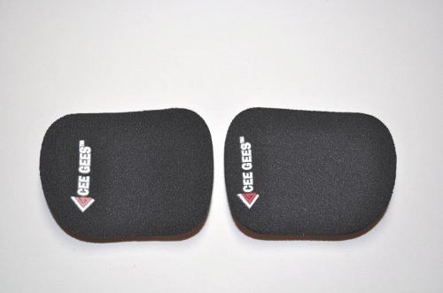 Cee Gees Cushy's Aerobar Pads (3T Brezza, Mistral, Aura, 3T Cradle Carbon arm rest, Newer 3T Ventus II LTD) - Cee Los