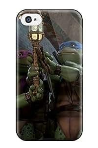 Iphone 4/4s Case Cover Teenage Mutant Ninja Turtles 18 Case - Eco-friendly Packaging