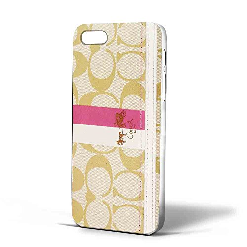 COACH PINK NDR Iphone Case (iPhone 6 plus White)