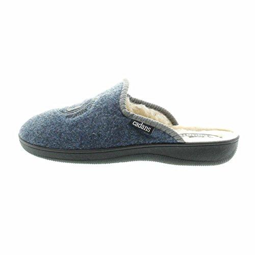 Hengst Pantoffeln Blau