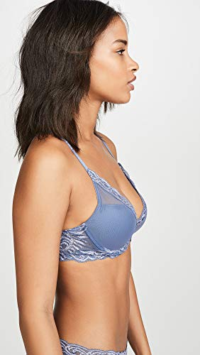 thumbnail 29 - Natori Women's Feathers Contour Plunge Bra - Choose SZ/color