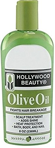 Hollywood Beauty Olive Oil ScalpTreatment, 8 oz Pack of 12