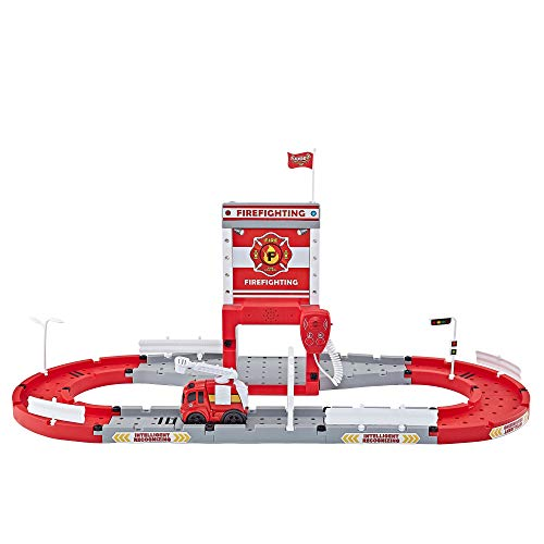 Think Gizmos Take Apart Fire Station Only $4.99