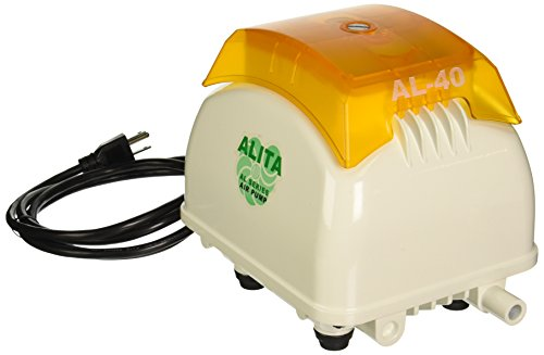 ALITA INDUSTRIES Air Pump, 40 LPM ()