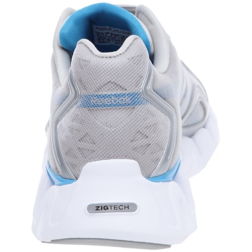Bleu Running Zapatillas Acier Mujer de Argent Reebok nAZBYxT