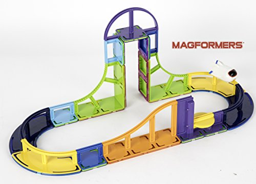 Magformers SkyTrack Play (44-Piece) Set by Magformers (Image #7)