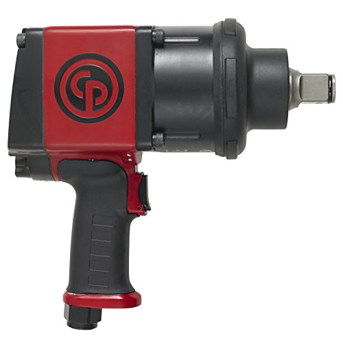 Chicago Pneumatic CPT7776 Industrial Duty Air Impact Wrench, 1 Square Drive Size 500 to 1100 - Industrial Air Duty