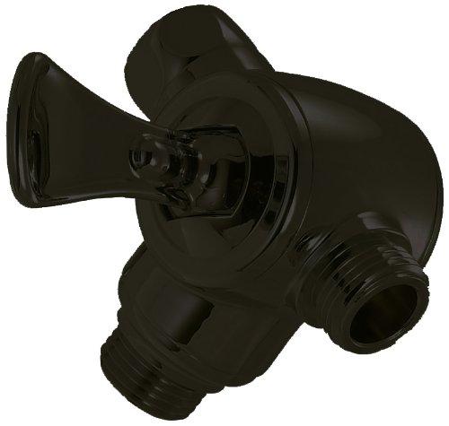Alsons Handshowers (Alsons 49293710PK Flip Lever Three-Way Shower Arm Diverter, Oil Rubbed Bronze)