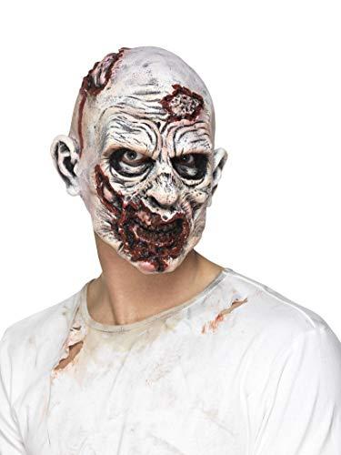 Zombie Foam Latex Mask -