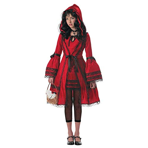 RED RIDING HOOD CHILD XL 12-14 -