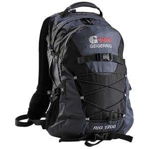 Geigerrig Rig 1200 Pressurized Hydration Pack - Black