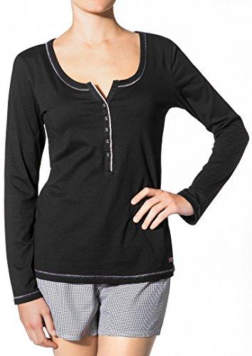 bca29431ece0 JOOP! Damen T-Shirt Sylvia Baumwolle Shortsleeve Unifarben, Größe  S, Farbe