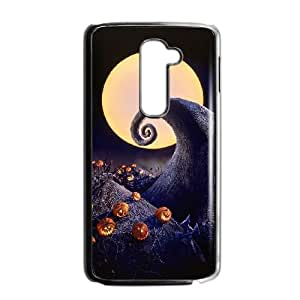 LG G2 Phone Case Black The Nightmare Before Christmas DY7731932