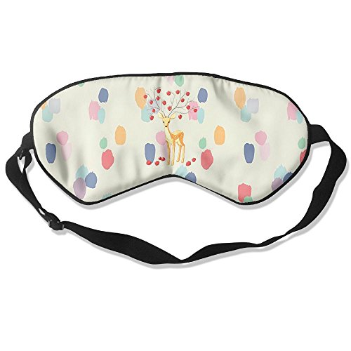 Personalised Eye Mask For Sleeping - 6