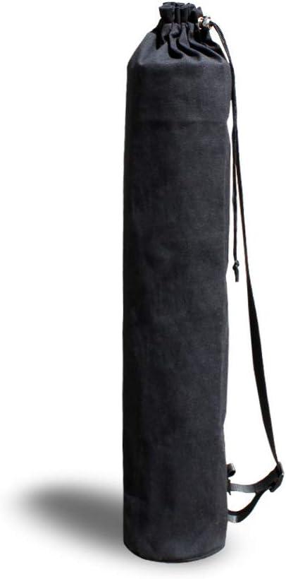 Etase Yoga Mat Bag Drawstring Yoga Bags and Carriers for Women and Men Sling Bag Adjustable Strap