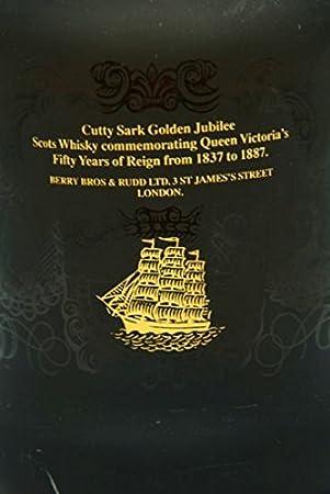 Cutty Sark Golden Jubilee Queen Victoria