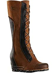 Sorel Womens Cate the Great Wedge Boots