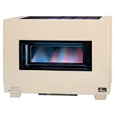 "Empire Room Heater 65000 Btu Lpg 1/2 "" Npt"