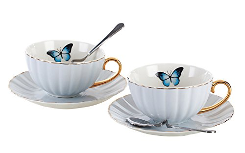 Jusalpha Porcelain Saucer Coffee FD TCS03