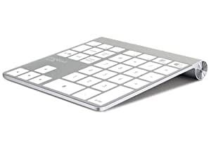 Mobee Technology Magic Numpad - Customize your Apple Magic Trackpad with 3 Transparent Calculator Mode Layouts (MO6210)