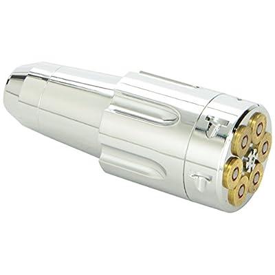 Pilot Automotive PM-2104 44 Magnum Six Shooter Shift Knob w Secret Storage Compartment, Manual / Automatic Transmission: Automotive