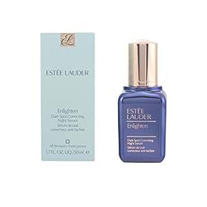 Estee Lauder Enlighten Dark Spot Correcting Night Serum for Women, 1.7 Ounce