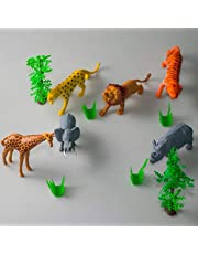 Forest Animals For Kids With Trees