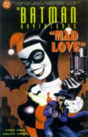 Batman Adventures: Mad Love by Dini, Paul(November 1, 1995) Comic -