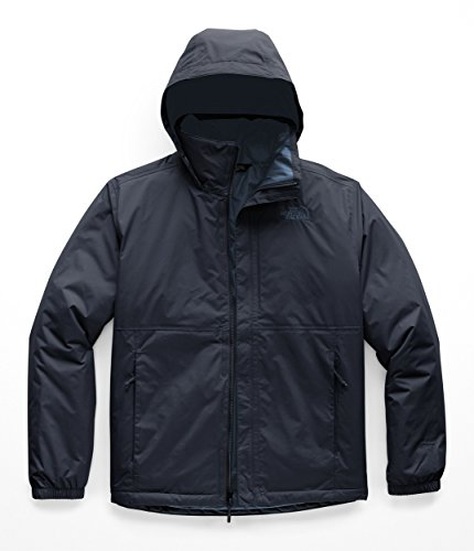The North Face Men's Resolve Insulated Jacket- Urban Navy - M